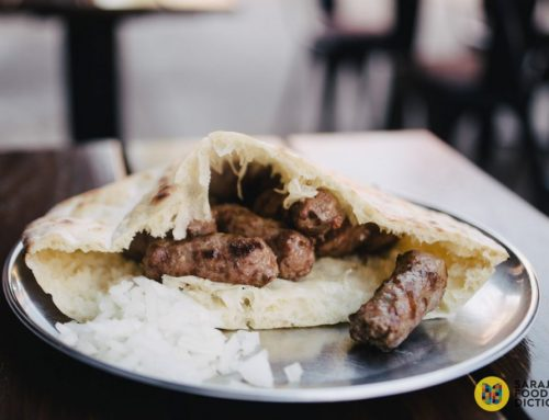 Who wants to try traditional Bosnian food?